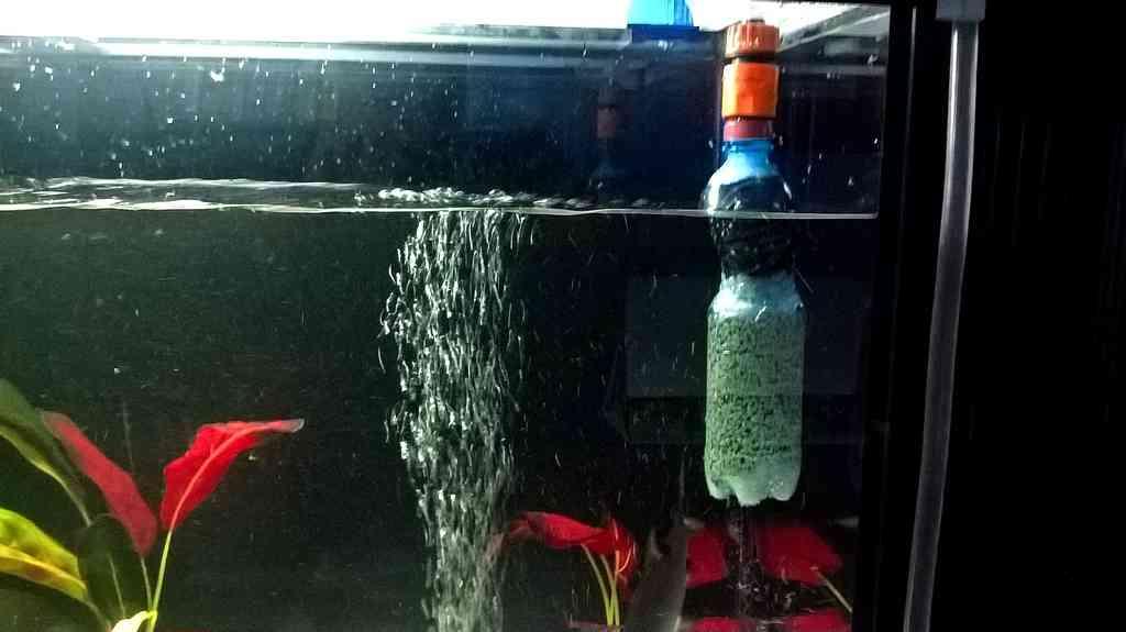 Подмены водопроводной водой. Весенняя вода